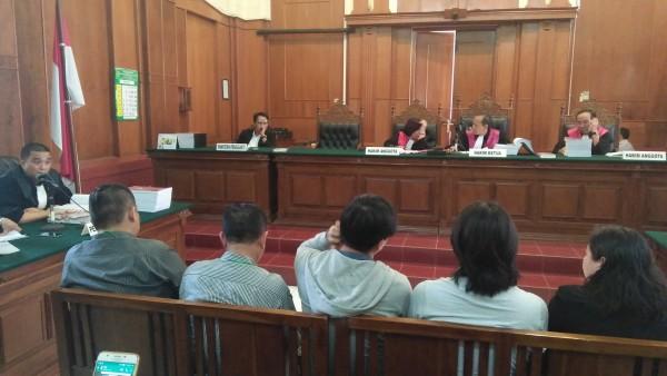 Sidang Lanjutan Jual Apartement Fiktif PT Sipoa Sidoarjo